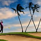 Hawaii Tee Time by Alex Preiss
