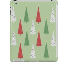 Christmas Trees iPad Case/Skin