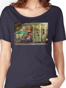 Cafe - Hoboken, NJ - Empire Coffee & Tea Women's Relaxed Fit T-Shirt