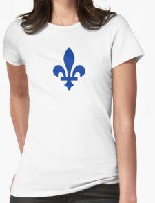 Fleur de lys du Québec T-Shirt