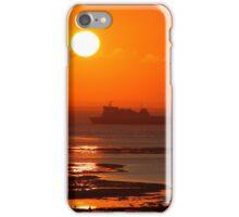 Commodore Clipper Sunrise iPhone Case/Skin