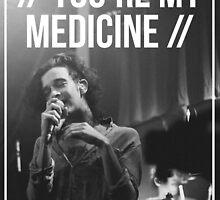 Medicine - The 1975 by jairahm
