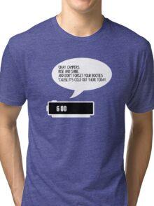 Okay, Campers Tri-blend T-Shirt