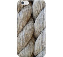 Rope Texture iPhone Case/Skin