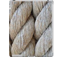 Rope Texture iPad Case/Skin