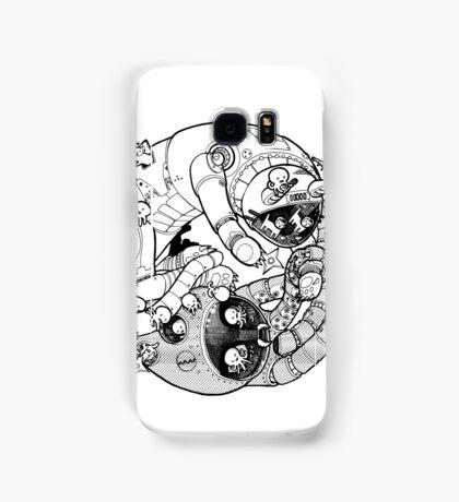 The Yin-Yang Robo Fight! Samsung Galaxy Case/Skin