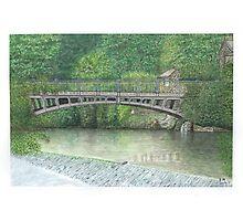 Horsforth Leeds Newlay Bridge Photographic Print