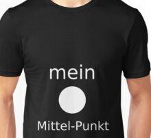mein Mittel-Punkt (white) Unisex T-Shirt