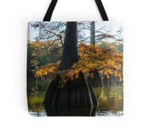 Cypress Tree Delight Tote Bag