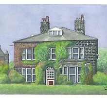 Horsforth Leeds Old Vicarage by Brian Hargreaves