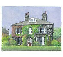 Horsforth Leeds Old Vicarage Photographic Print