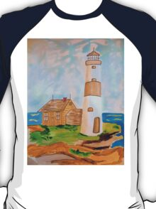 The Lighthouse by the Sea T-Shirt