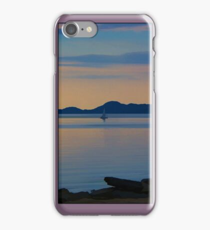 Serenity Tryptych iPhone Case/Skin