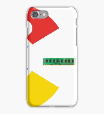 Pac-Chrome iPhone Case/Skin