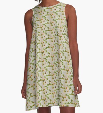 Magnolia A-Line Dress