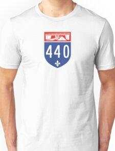 Autoroute 440 Québec Unisex T-Shirt