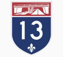Autoroute 13 Québec by alxlajoie