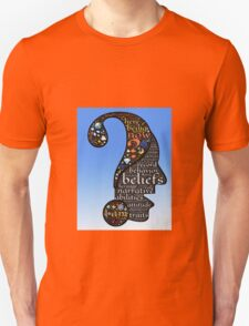 Thoughts and words  T-Shirt