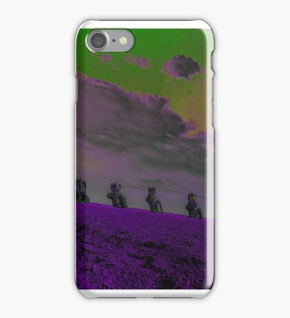 Dreamy Cadillac Ranch iPhone Case/Skin