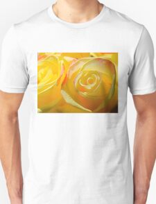 Bright yellow roses 2 Unisex T-Shirt