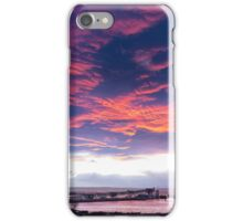 Sunset After the Storm iPhone Case/Skin
