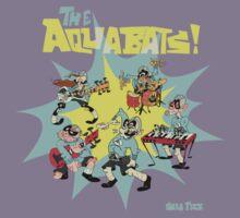The Aquabats! Super Shirt! Kids Clothes