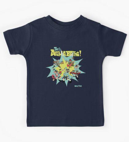 The Aquabats! Super Shirt! Kids Tee