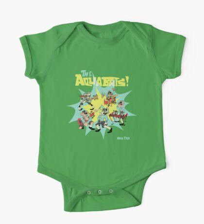The Aquabats! Super Shirt! One Piece - Short Sleeve