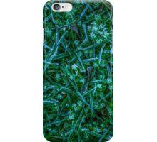 Frosty Grass iPhone Case/Skin