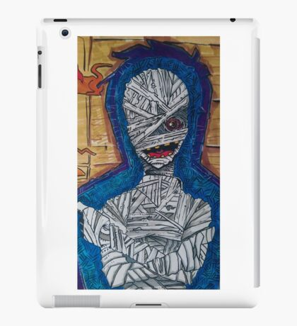 The Mummy iPad Case/Skin