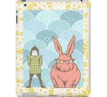 What rabbit? iPad Case/Skin