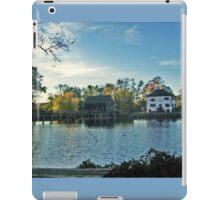 Philipsburg Manor House and Plantation, Sleepy Hollow NY iPad Case/Skin