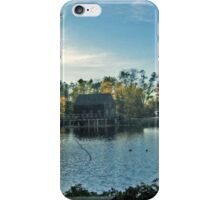 Philipsburg Manor House and Plantation, Sleepy Hollow NY iPhone Case/Skin