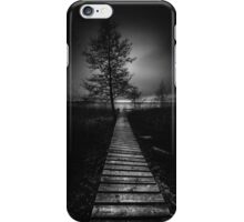 On the wrong side of the lake 9 iPhone Case/Skin
