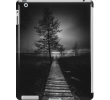On the wrong side of the lake 9 iPad Case/Skin