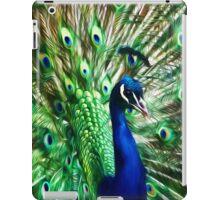 Peacock ~ Impressions iPad Case/Skin