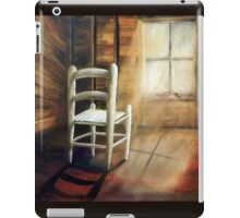 GUARDIAN OF THE LITTLE CHAIR iPad Case/Skin