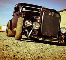 Rat Rod truck by High  Octane Image