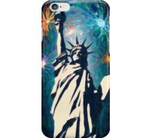 4th of July Fireworks 2 iPhone Case/Skin