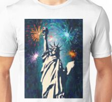 4th of July Fireworks 2 Unisex T-Shirt