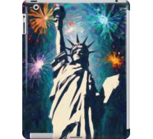 4th of July Fireworks 2 iPad Case/Skin