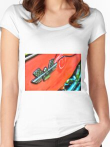 Patina Women's Fitted Scoop T-Shirt