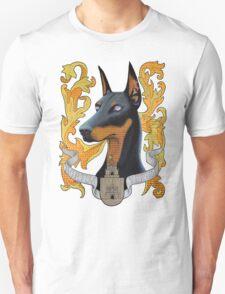 VERA - dobermann Unisex T-Shirt
