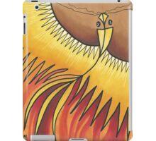 flying fire iPad Case/Skin