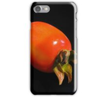 The Persimmon iPhone Case/Skin