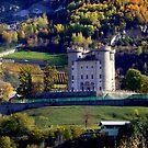 Aymavilles Castle  by annalisa bianchetti