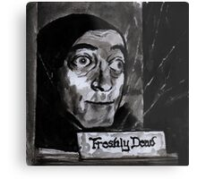 Marty Feldman's Igor Young Frankenstein Tribute  Metal Print