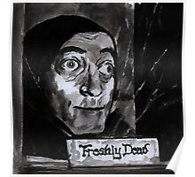 Marty Feldman's Igor Young Frankenstein Tribute  Poster