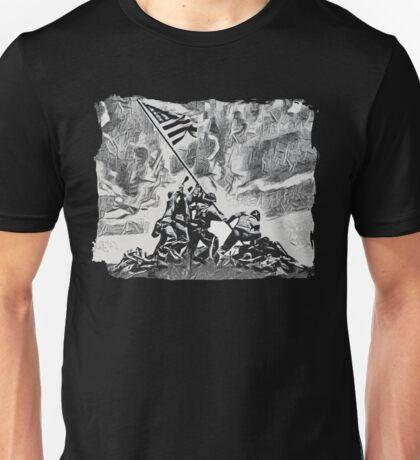 Iwo Jima Unisex T-Shirt