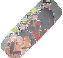Naruto Headband Timeline by BK4REVENGE